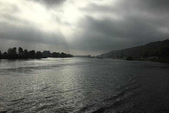 Ploggen 27 Oktober 2016: Dagje Maastricht sluizen