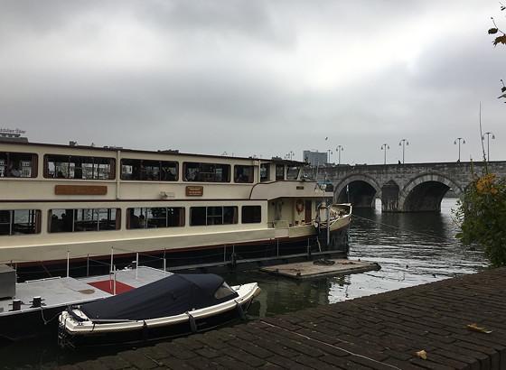 Ploggen 27 Oktober 2016: Dagje Maastricht afmeren