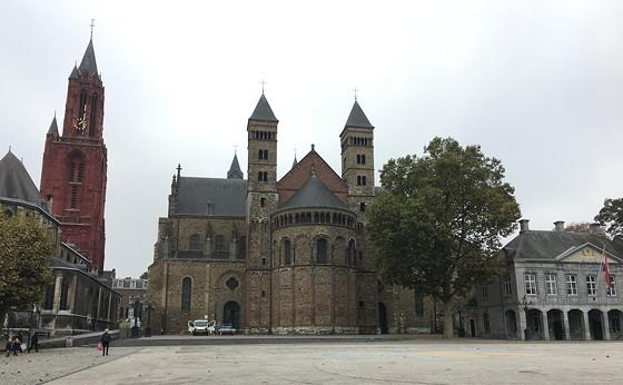 Ploggen 27 Oktober 2016: Dagje Maastricht vrijthof