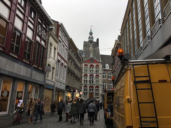 Ploggen 27 Oktober 2016: Dagje Maastricht Dinghuis