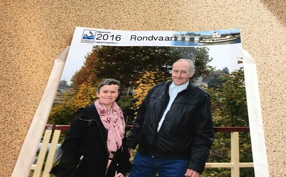 Ploggen 27 Oktober 2016: Dagje Maastricht puntzak friet van Smullers
