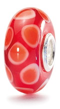 Trollbeads colour joy red 153180F Margriet Winterfestival