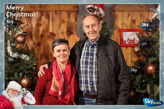Ploggen 24 November 2016: Margriet Winterfestival Sky Radio