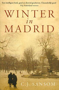 Winter in Madrid - C.J. Sansom