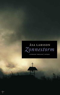 Zonnestorm - Asa Larsson