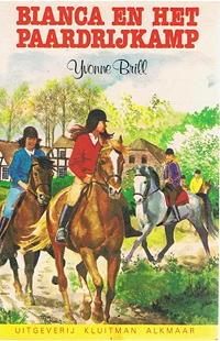Bianca en het paardrijkamp - Yvonne Brill