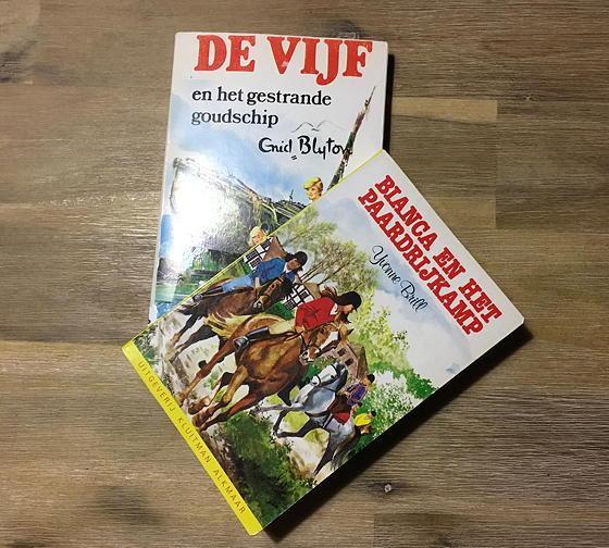 LilleBieb jeugdboekjes