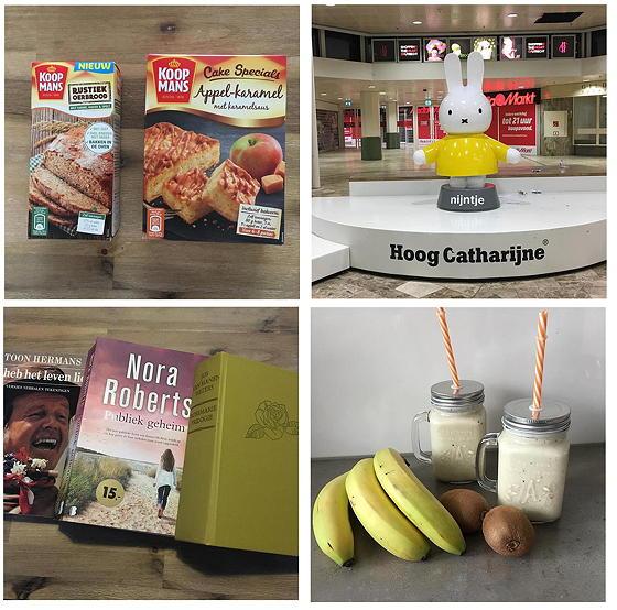 Koopmans, smoothie, Nijntje, boeken